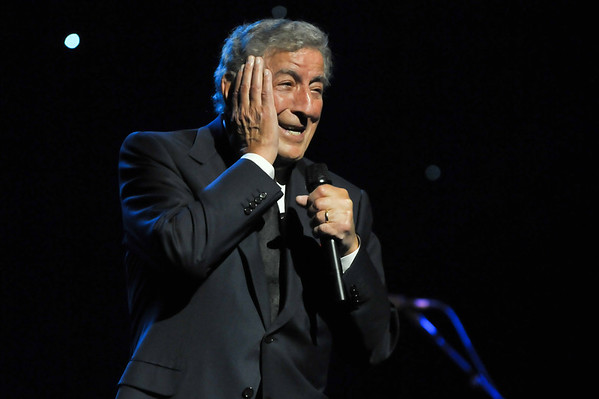 Tony Bennett @ The London Palladium