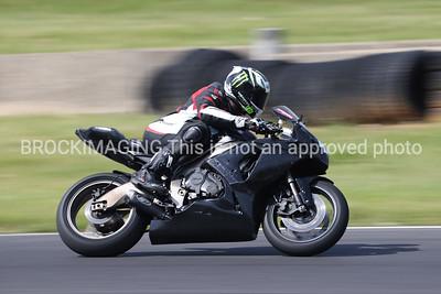 Blk Bike Monster Helmet