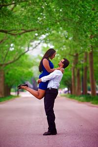 Sandhyaa & Vikram's Engagement