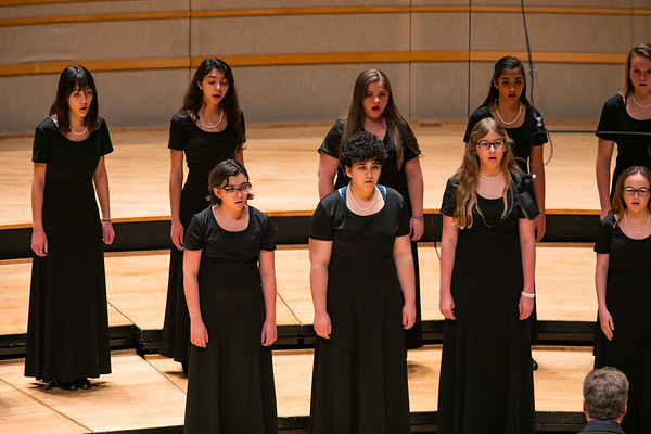 "7. Tucson Girls Chorus ""Jubilate Choir"""