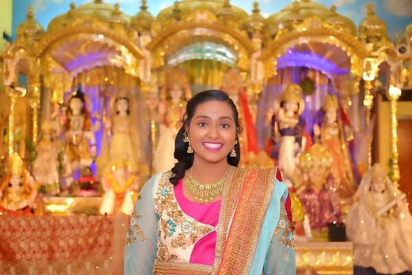 Reshmi's Sweet 16