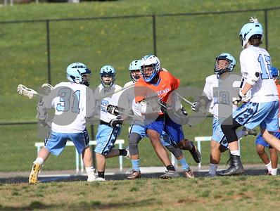 Watkins Mill @ Clarksburg JV Boys Lacrosse 2018