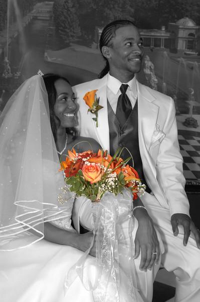 John and Danielle's Wedding (Oct 07)