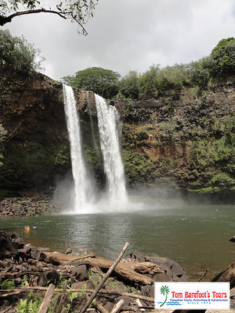 Parks and Scenic Areas on Kauai