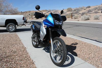 2011 KLR650