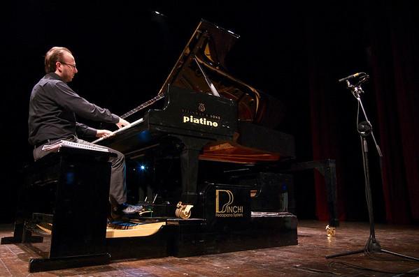Roberto Prosseda - Teatro Sociale di Pinerolo, Accademia di Musica, 22 ottobre 2013