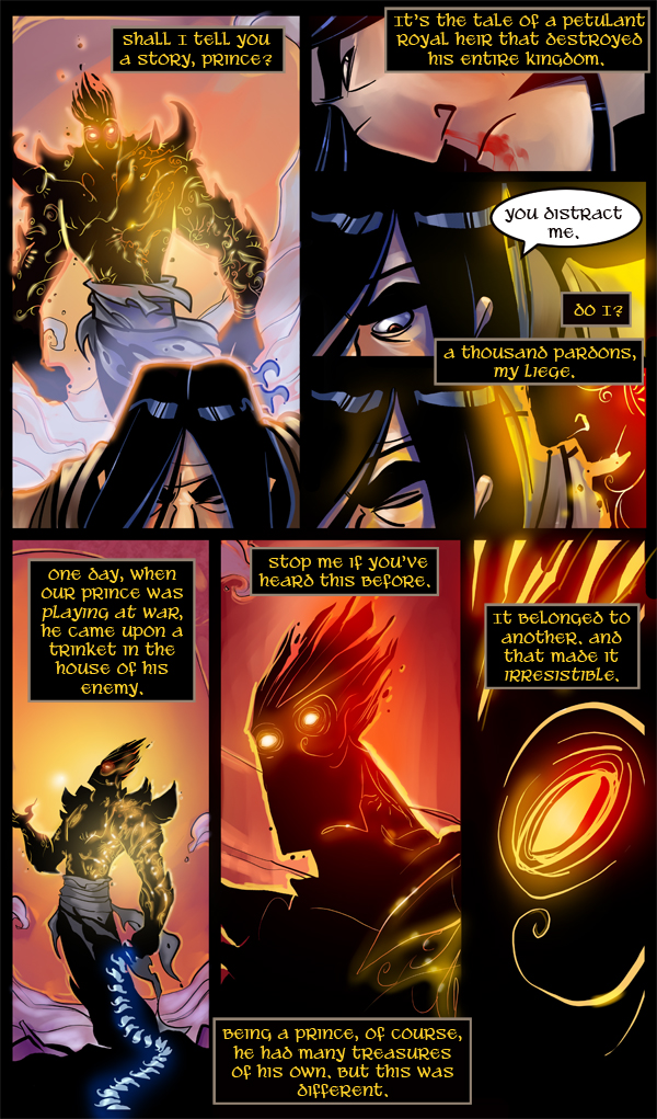 Prince of Persia, The Two Thrones Page 2