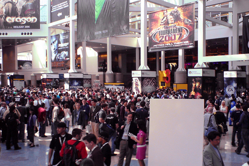 2006 05/10 to 05/11: E3