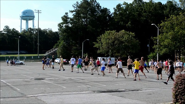 2012-08-09 Band Camp Day 4