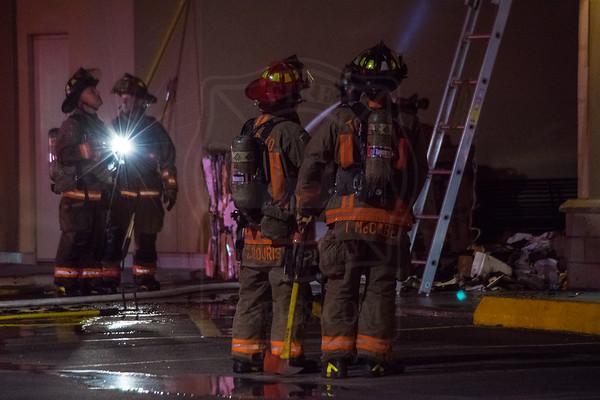 July 1, 2014 - 1st Alarm - 2280 Dundas St. W.