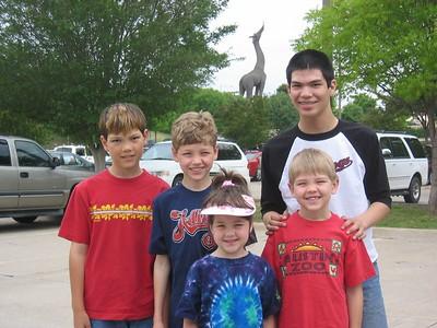 Dallas Zoo Trip
