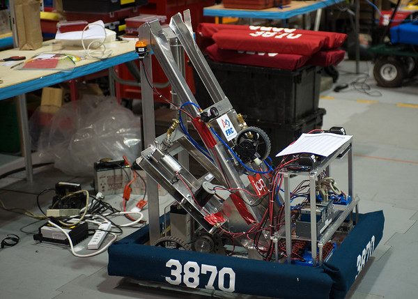 FIRST -  FRC March 16/17 2913 Richmond EVENT OVERVIEW