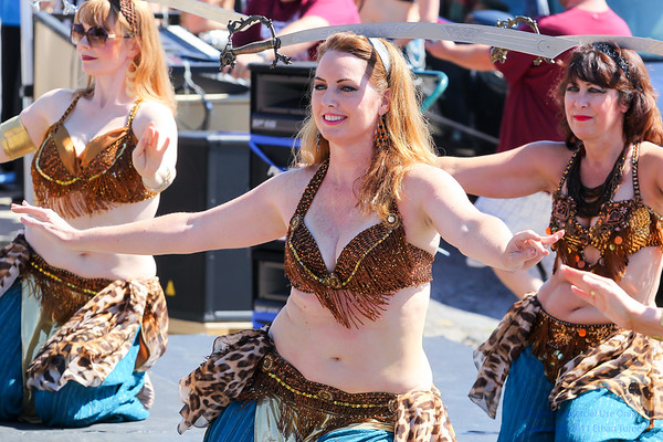 2013 Happy Hollerpalooza:  Bellabelly Dance Troupe