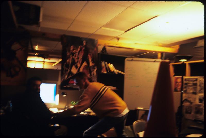 Rhythm and Hues Studios., Los Angeles, 2004