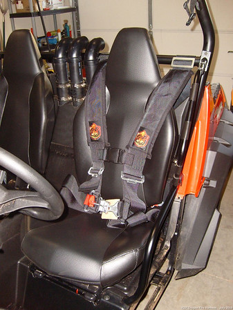 Dragonfire 4 Point Harness