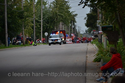 Milton Homecoming Parade
