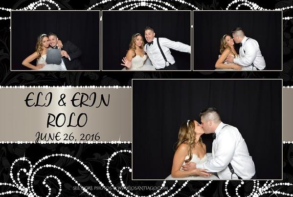Lyman-Rolo Wedding - 06262016