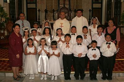 MCS First Communion Classes