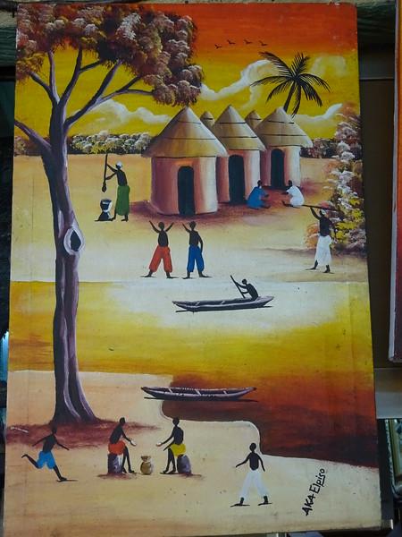 026_Libreville. Village Artisanal Biran Diouf.JPG