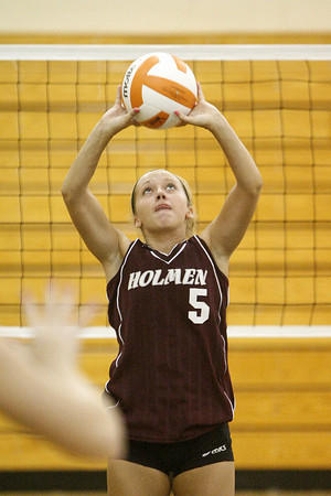 West Salem Invite: Holmen vs. Platteville VB10