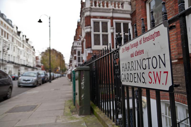 Harrington Gardens