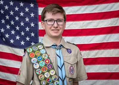 Ben Eagle Scout Final Pics