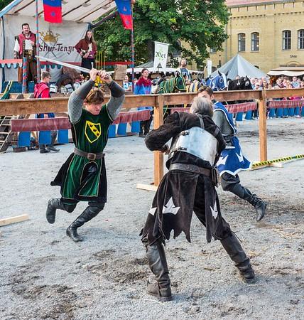 Burgfest in Spandau Citadel, Autumn 2017