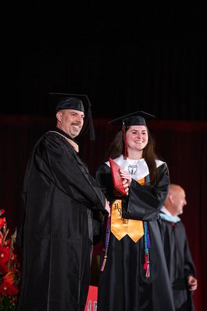 Graduates Get Diploma 1