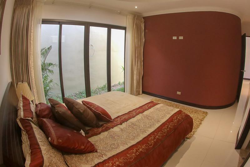 Master Bedroom with Window