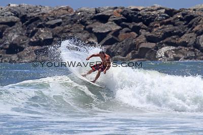 Seal Beach - Hurricane Fabio 7/5/18