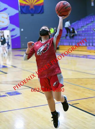 2-15-21 - Sunrise Mountain vs Ironwood - Girls Basketball