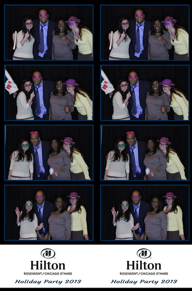 Hilton Holiday Party December 20, 2013