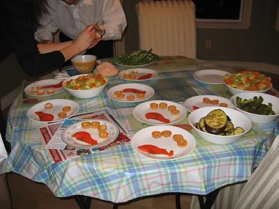 February 4 - Dress Up Dinner