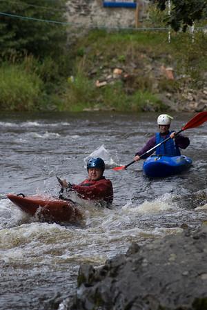 20090823 - Kayaking