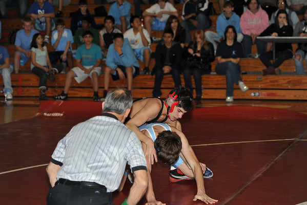 Quince Orchard 2009 Varsity Wrestling