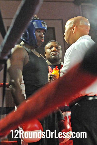 Bout 13 = Main Event, NEO Heavyweight Championship, Alante Green, Empire BC, Cleveland -vs- Marlon Steen, Untouchable BA, Cleveland-Heavy, Novice