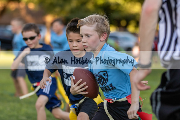 9/2 - 3rd Grade - Lions vs Chargers
