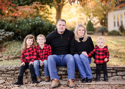 Overton Family 2019