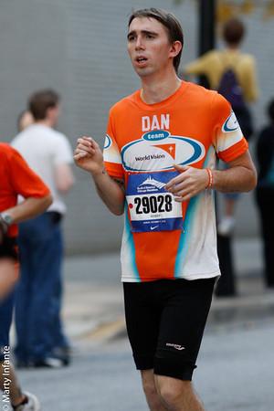 Chicago Marathon Team World Vision 2011