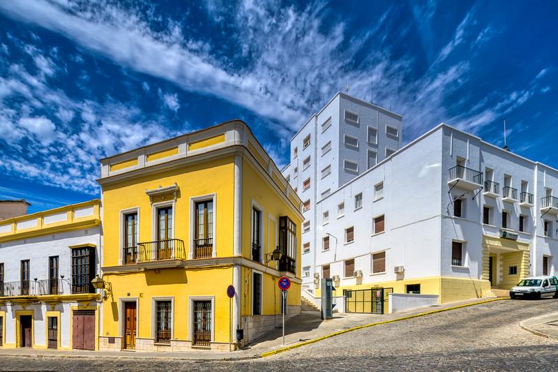 Cityscape, Jerez de la Frontera, Spain.