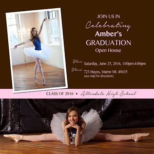 Amber's Invite