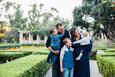 Pasquariello Family 2018 | San Diego Family Photographer