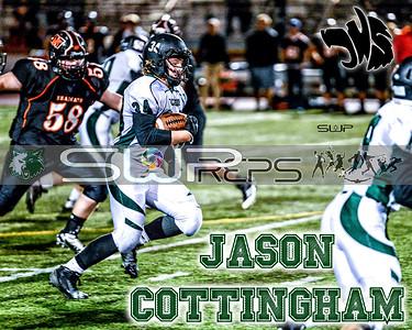 #34 JASON COTTINGHAM