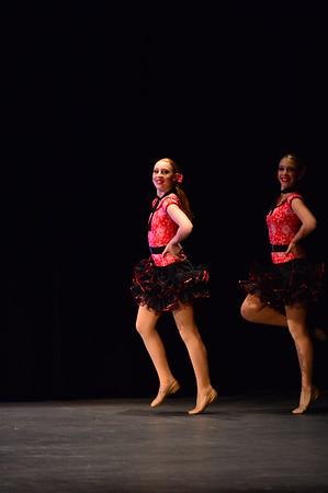 210 Black Horse - Miss Jeans Dance Arts