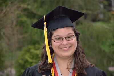 2013 06 05: Duluth East H.S. Graduation, Federica+