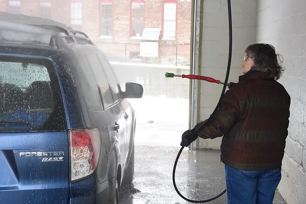 At the Car Wash - 012319
