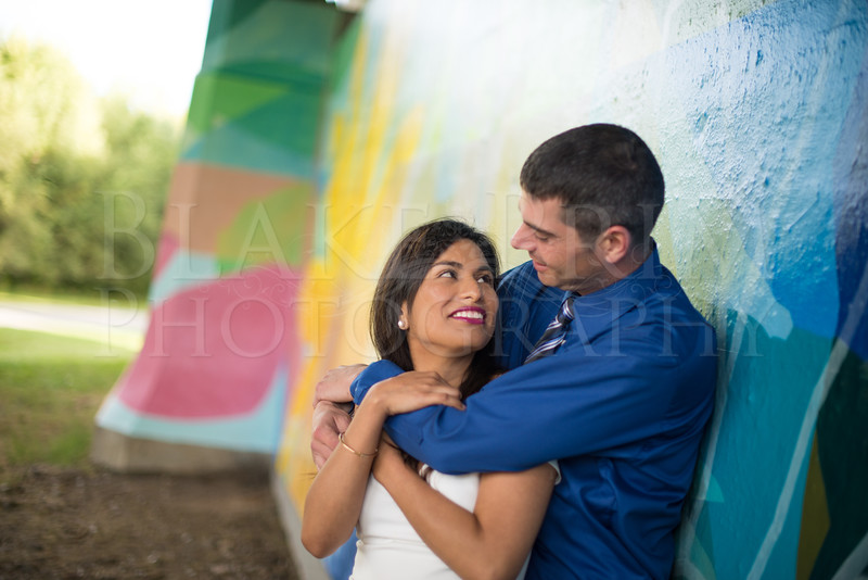 Marite and Thomas's Engagement Session