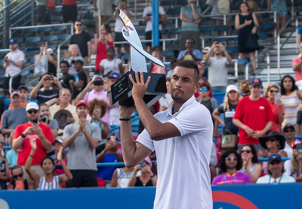 Citi Open Singles Finals