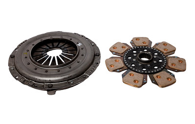 MASSEY FERGUSON 3050 3070 3080 3090 DYNASHIFT SERIES 13 INCH CLUTCH PRESSURE PLATE DIAPHRAGM KIT 2 IN 1 LUK (PULL FINGER TYPE) (OEM 633139419)