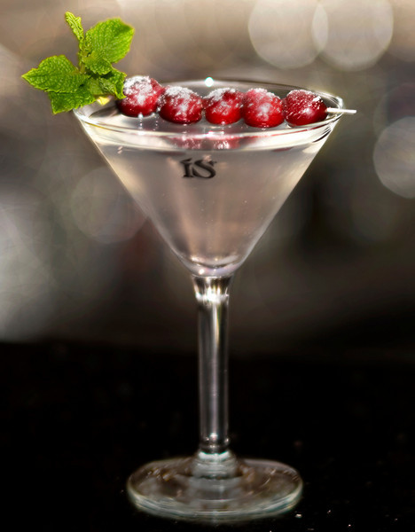 ISopolitan Martini by ISVodka